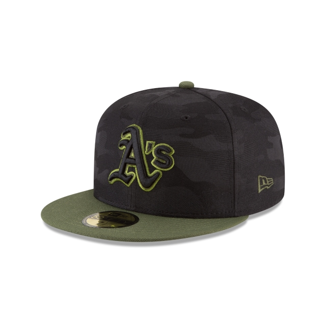 Oakland Athletics Memorial Day  59FIFTY Cerrada | Gorras de Oakland Athletics | New Era México