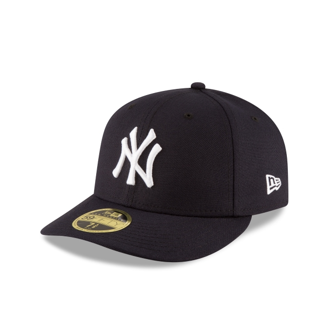 New York Yankees Authentic Team  59fifty Lp Cerrada | New Era Cap