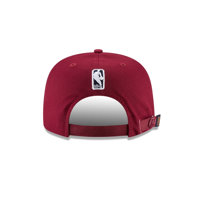 Cleveland Cavaliers Strapped Snap  9fifty Of Snapback | Cleveland Cavaliers Caps | New Era Cap