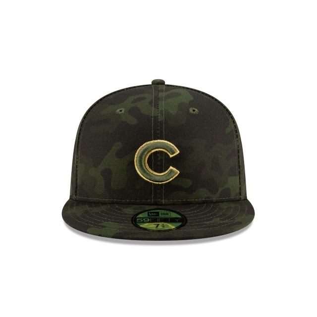 Chicago Cubs MLB Armed Forces Day 2019  59FIFTY Cerrada | Gorras de Chicago Cubs | New Era México