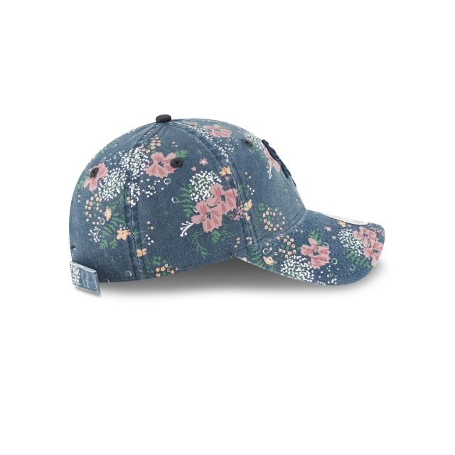 Chicago White Sox Vintage Floral Mujer 9TWENTY Strapback | Gorras de Chicago White Sox | New Era México