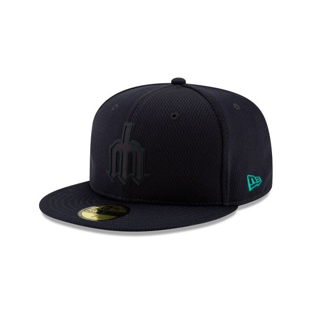 Seattle Mariners Clubhouse 2019  59fifty Cerrada | New Era Cap