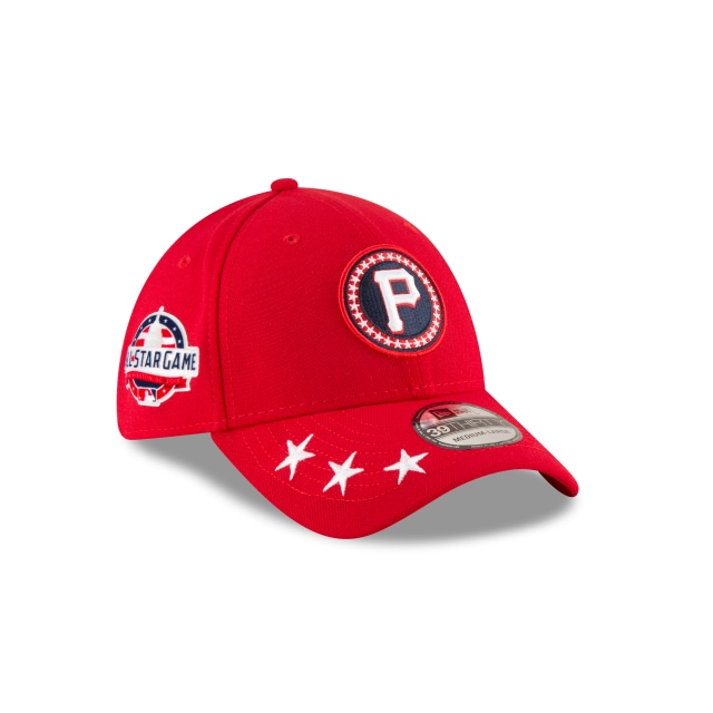 Pittsburgh Pirates Mlb All-star Game 2018  39thirty Elástica | Pittsburgh Pirates Caps | New Era Cap