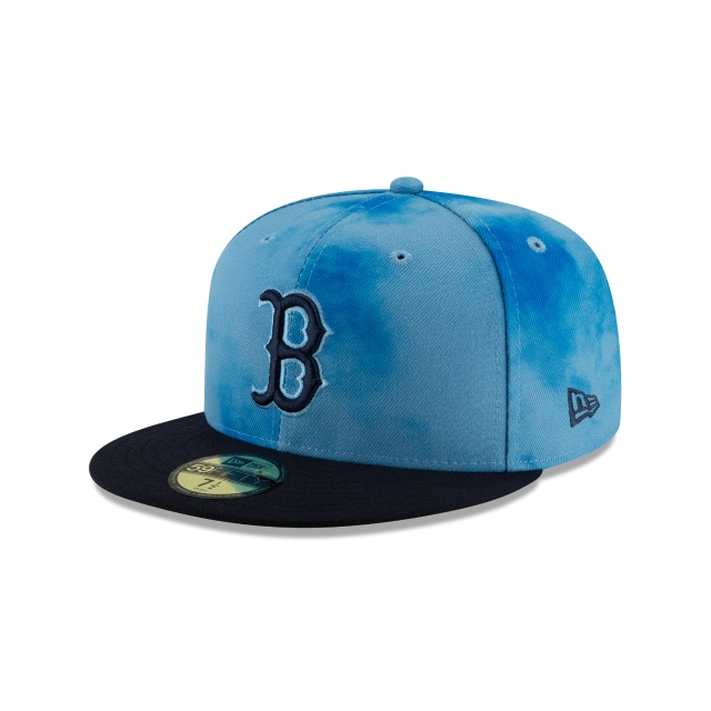 Boston Red Sox Mlb Father's Day 2019  59fifty Cerrada | Boston Red Sox Caps | New Era Cap