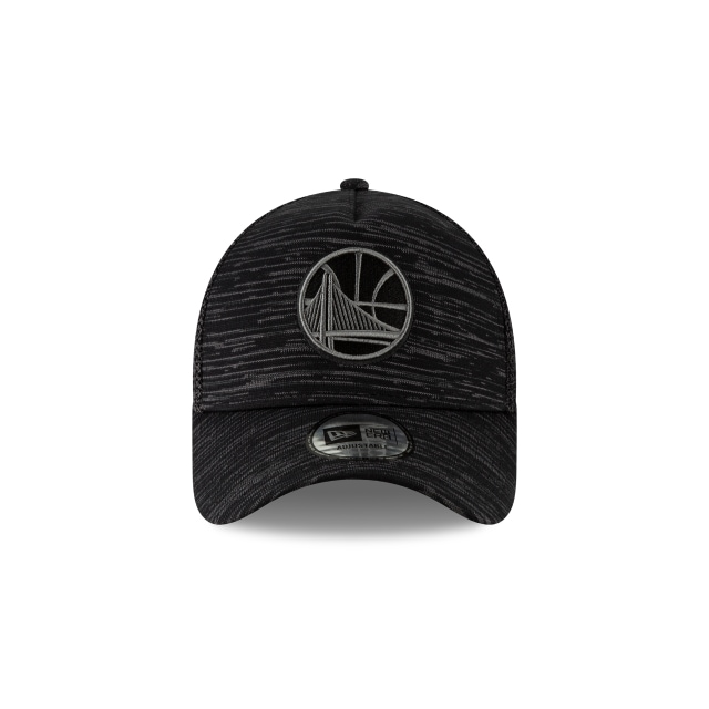 Golden State Warriors Engineered Fit  9forty Af Strapback | Golden State Warriors Caps | New Era Cap