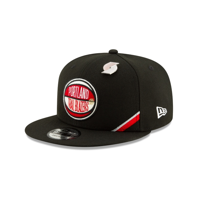 Portland Trailblazers Nba Draft 2019  9fifty Snapback | New Era Cap