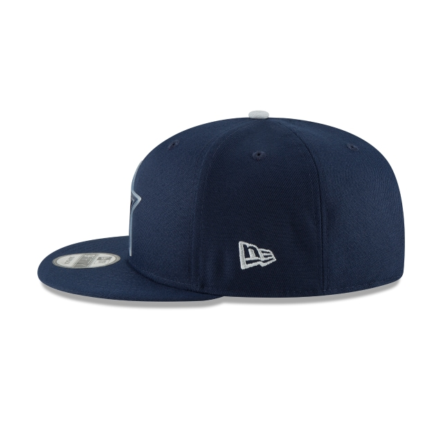 Dallas Cowboys Team Cleared  9fifty Snapback | Dallas Cowboys Caps | New Era Cap