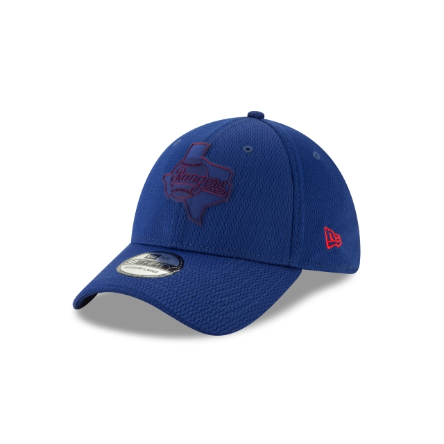 Texas Rangers Clubhouse 2019  39thirty Elástica | New Era Cap