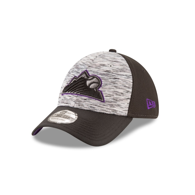 Colorado Rockies Shadow Faded  39thirty Elástica | New Era Cap
