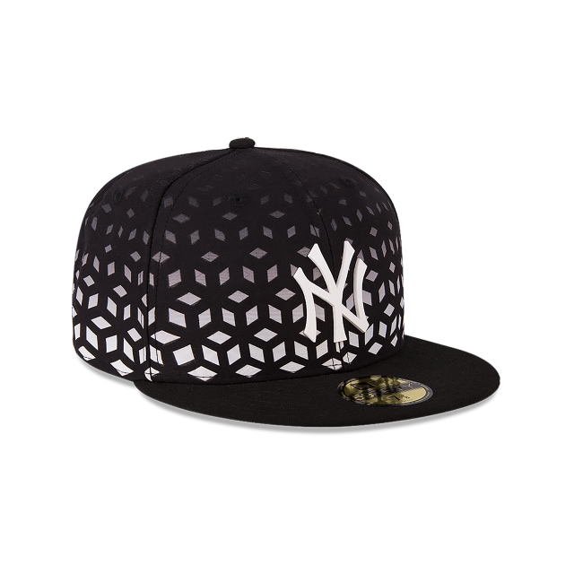 New York Yankees Laser Cut 59FIFTY Cerrada | Gorras de Ny Yankees | New Era México