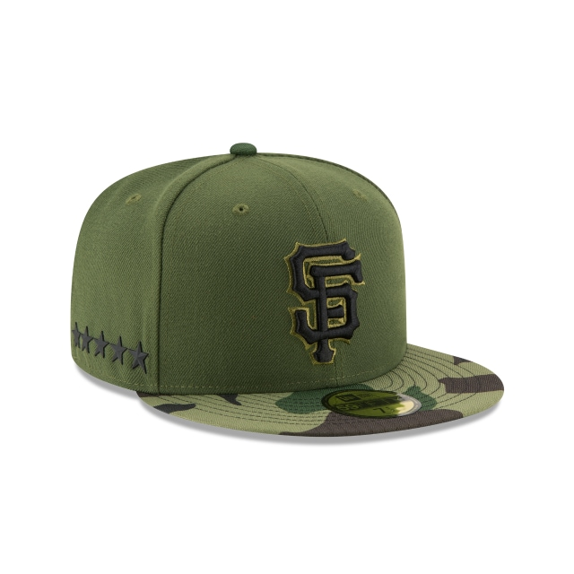 San Francisco Giants Memorial Day 2017  59FIFTY Cerrada | Gorras de San Francisco Giants | New Era México