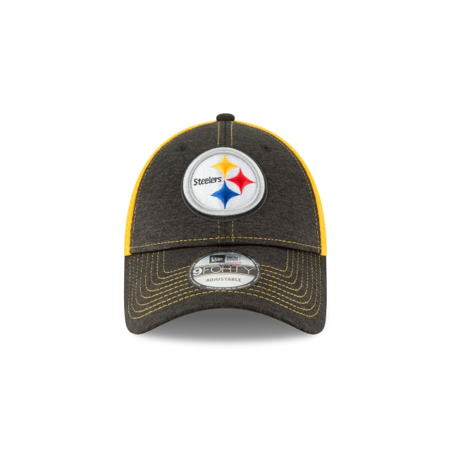 Pittsburgh Steelers Shadow Turn 9FORTY Strapback | Gorras de Pittsburgh Steelers | New Era México