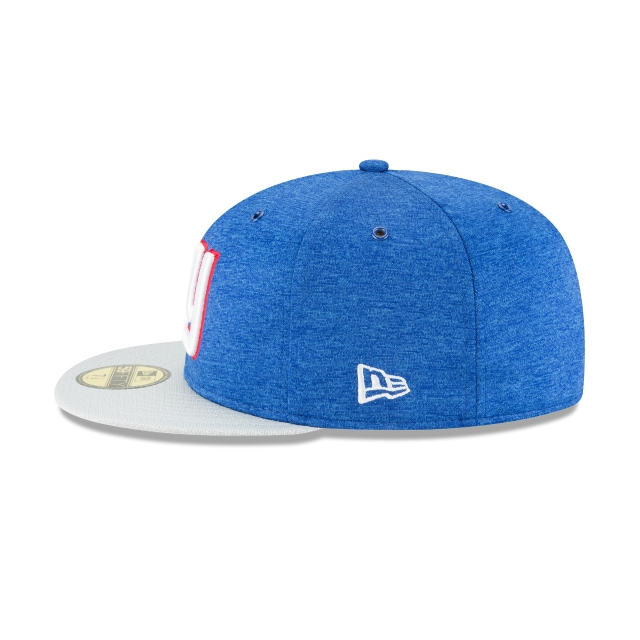 New York Giants Nfl Sideline Defend 2018  59fifty Cerrada | New York Giants Caps | New Era Cap