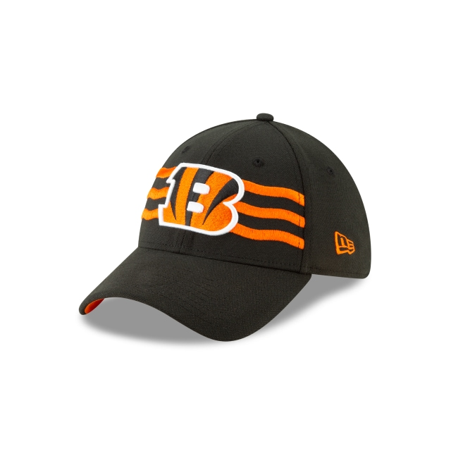 Gorra De Cincinnati Bengals Nfl Draft 2019  39thirty Elástica | New Era Cap