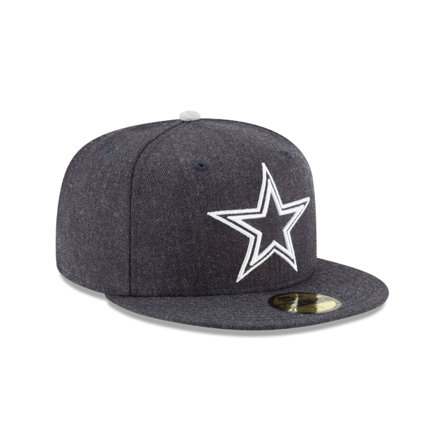 Dallas Cowboys Heather Hype Snap  9fifty Of Snapback | Dallas Cowboys Caps | New Era Cap