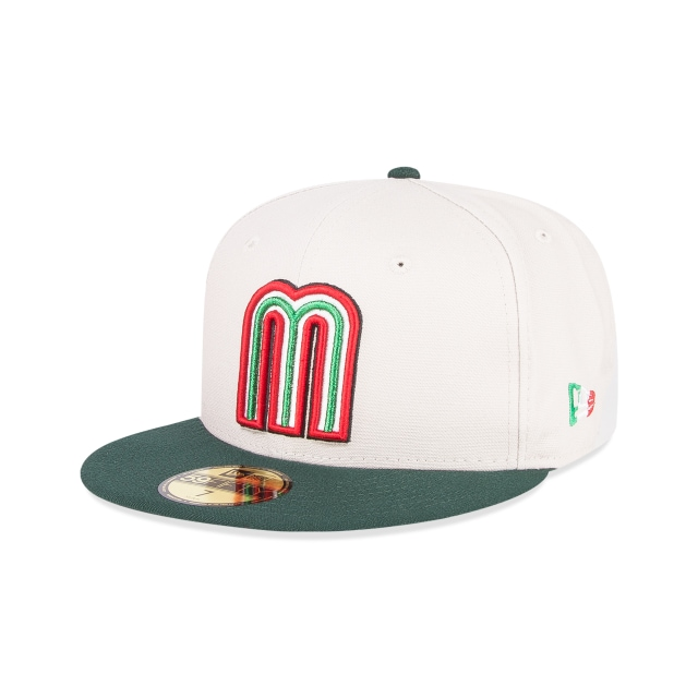 México La M  59fifty Cerrada | Mexican Stock Caps | New Era Cap