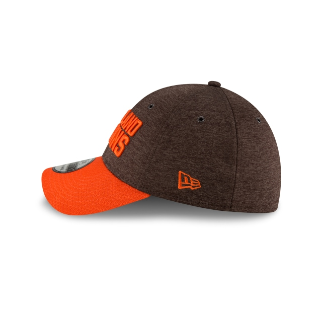 Cleveland Browns Nfl Sideline Defend 2018  39thirty Elástica | Cleveland Browns Caps | New Era Cap