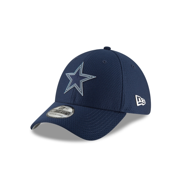 Dallas Cowboys NFL Training 2018  39THIRTY Elástica | Gorras de Dallas Cowboys | New Era México