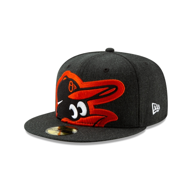 Gorra De Baltimore Orioles Logo Flipped  59fifty Cerrada | Baltimore Orioles Caps | New Era Cap