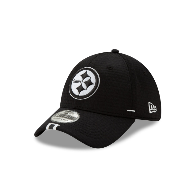 Pittsburgh Steelers NFL Training 2019  39THIRTY Elástica | Gorras de Pittsburgh Steelers | New Era México