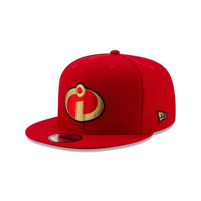 Gorra De Los Increíbles Loggo Stopper  9fifty Snapback | New Era Cap