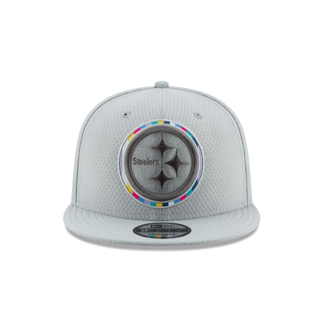 Pittsburgh Steelers Nfl Crucial Catch 9fifty Snapback | Pittsburgh Steelers Caps | New Era Cap