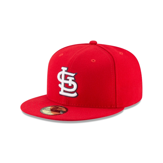 Gorra De St. Louis Cardinals Authentic Collection  59fifty Cerrada | New Era Cap