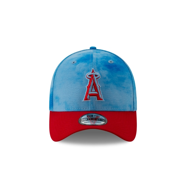Los Angeles Angels Mlb Father's Day 2019  39thirty Elástica | Los Angeles Angels Caps | New Era Cap