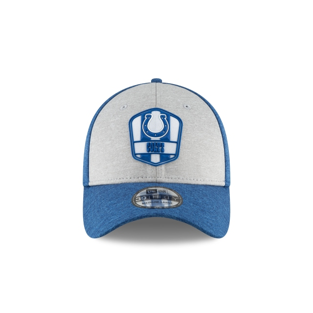 Indianapolis Colts NFL Sideline Attack 39THIRTY Elástica | Gorras de Indianapolis Colts | New Era México