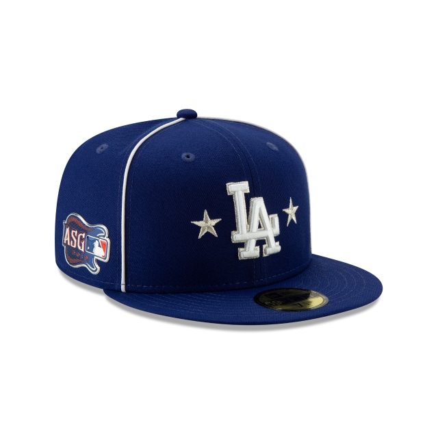 Los Angeles Dodgers Mlb All Star Game 2019  59fifty Cerrada | Los Angeles Dodgers Caps | New Era Cap