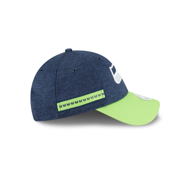 Seattle Seahawks Nfl Sideline Defend 2018 Mujer 9forty Strapback | Seattle Seahawks Caps | New Era Cap