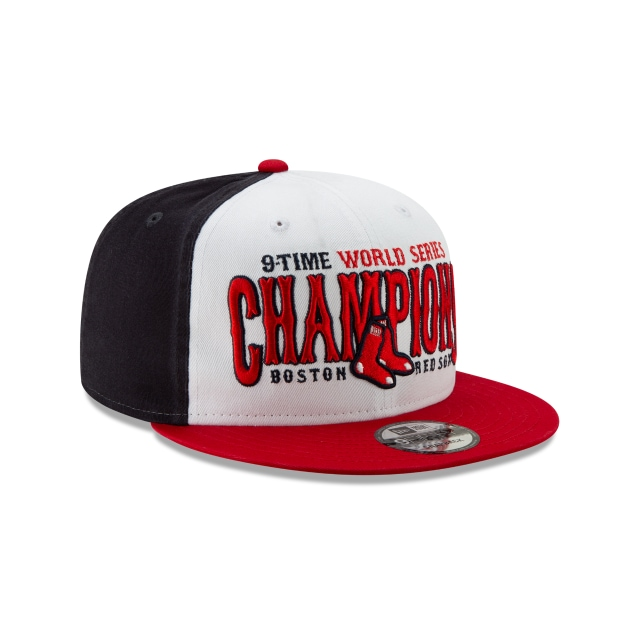 Gorra De Boston Red Sox Champs Collection  9fifty Snapback | Boston Red Sox Caps | New Era Cap