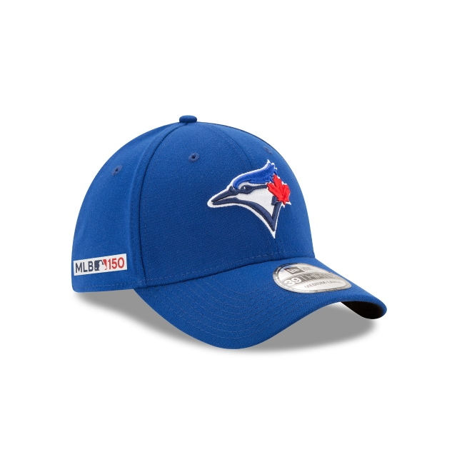 Toronto Blue Jays Mlb 150 Aniversario  39thirty Elástica | New Era Cap