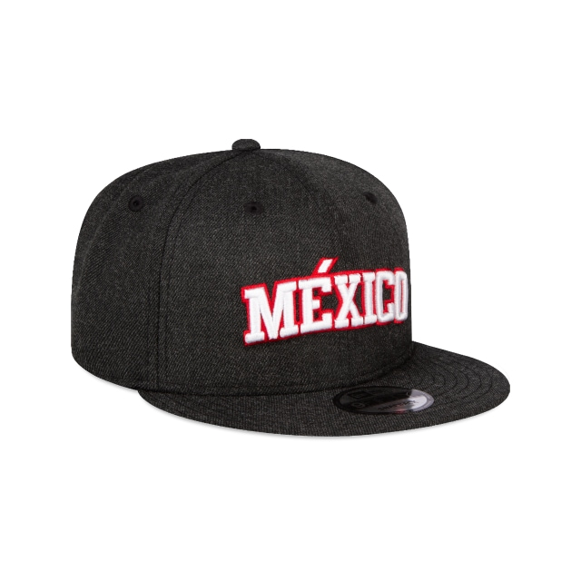 New Era México City Pack 9FIFTY Snapback | Gorras City Pack | New Era México