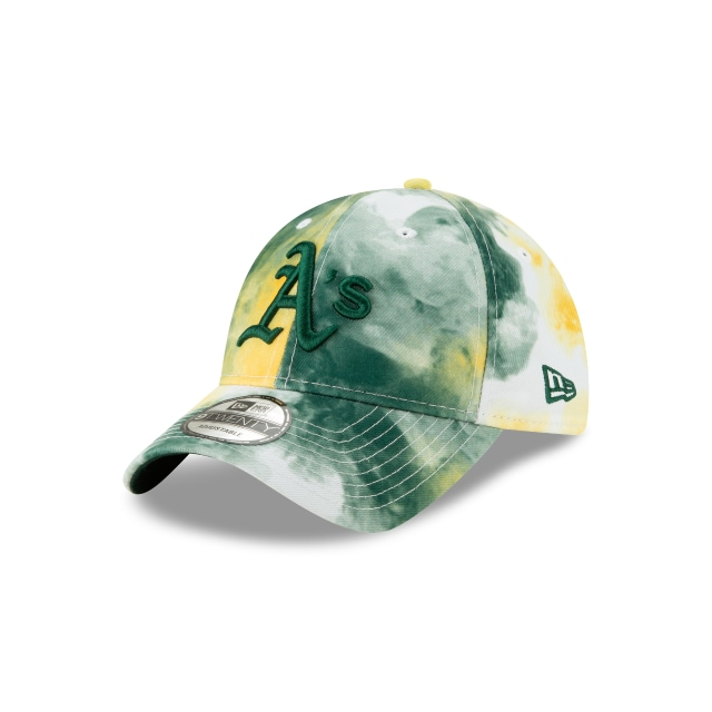 Gorra De Oakland Athletics Color Disturb  9twenty Strapback | New Era Cap