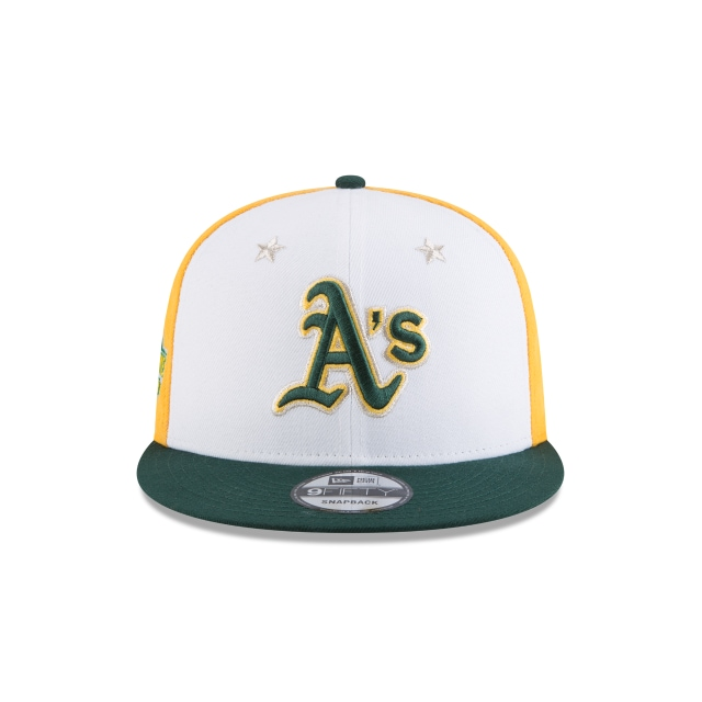 Oakland Athletics Mlb All-star Game 2018  9fifty Snapback | Oakland Athletics Caps | New Era Cap