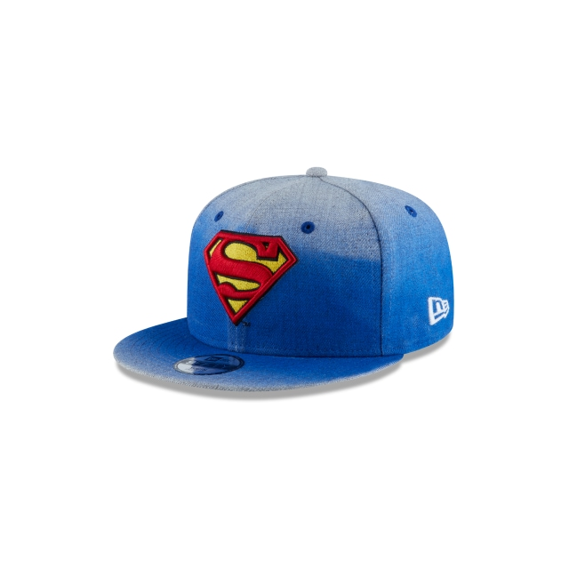 Superman Faded Heather 9fifty Snapback | New Era Cap