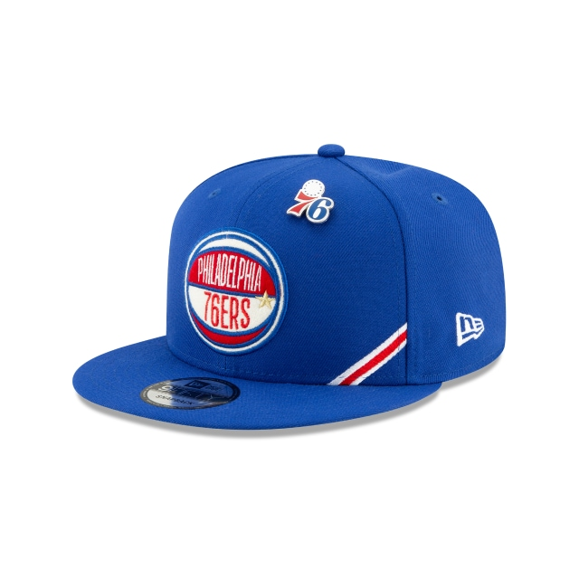 Philadelphia 76ers Nba Draft 2019  9fifty Snapback | New Era Cap