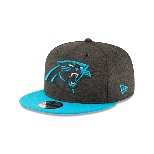 Carolina Panthers Nfl Sideline Defend 2018 9fifty Snapback | Carolina Panthers Caps | New Era Cap