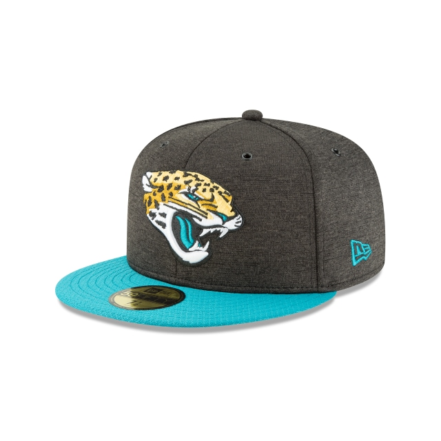 Jacksonville Jaguars Nfl Sideline Defend 2018  59fifty Cerrada | New Era Cap