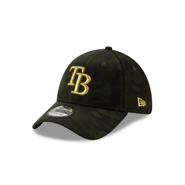 Tampa Bay Rays Mlb Armed Forces Day 2019  39thirty Elástica | New Era Cap