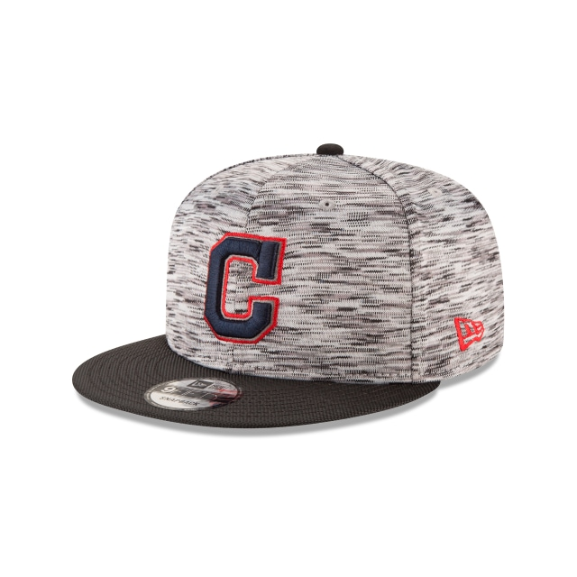 Cleveland Indians Shadow Faded  9FIFTY OF Snapback | Gorras de Cleveland Indians | New Era México
