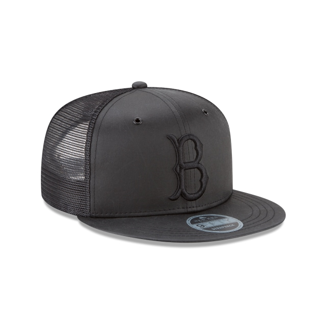 Brooklyn Dodgers Injection Pack Moleskin 9FIFTY Trucker Snapback | Gorras de Los Angeles Dodgers | New Era México