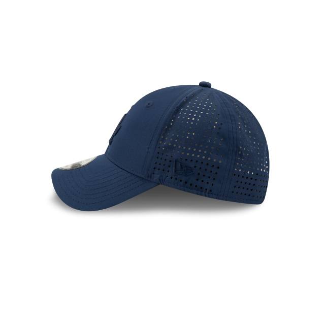 Los Angeles Dodgers Feather Perf  9forty Strapback | Los Angeles Dodgers Caps | New Era Cap