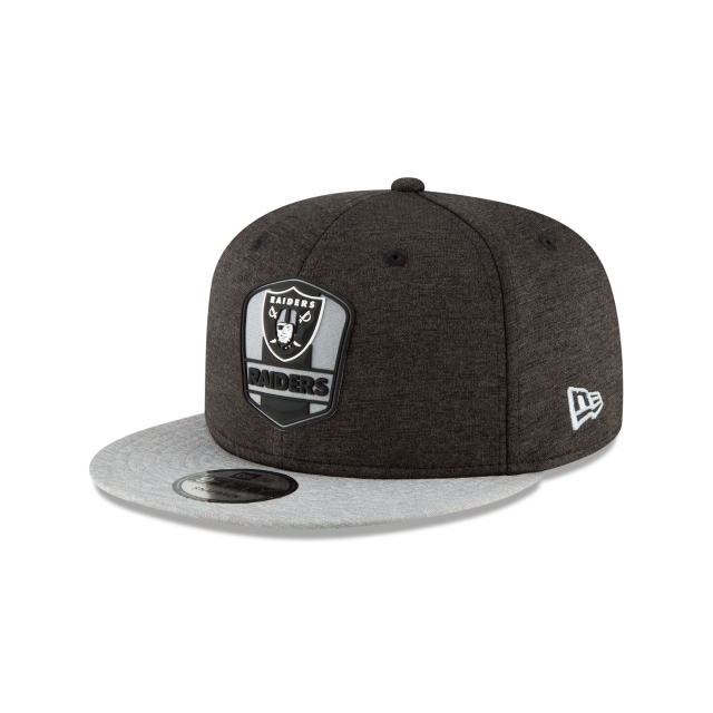 Oakland Raiders Nfl Sideline Attack 9fifty Snapback | New Era Cap