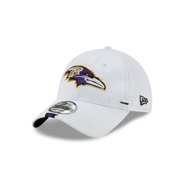 Baltimore Ravens Nfl Training 2019  9twenty Strapback | New Era Cap