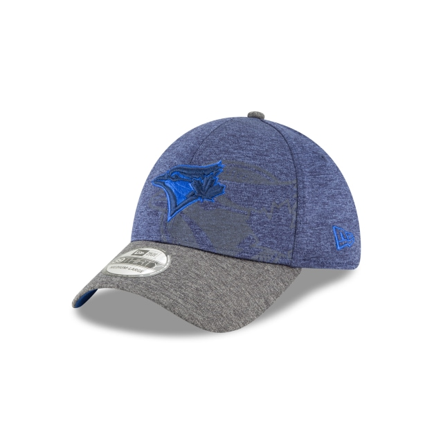 Toronto Blue Jays Logo Peek  39THIRTY Elástica | Gorras de Toronto Blue Jays | New Era México