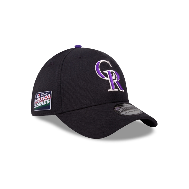 Colorado Rockies MLB Mexico Series 2019  39THIRTY Elástica | Gorras de Colorado Rockies | New Era México