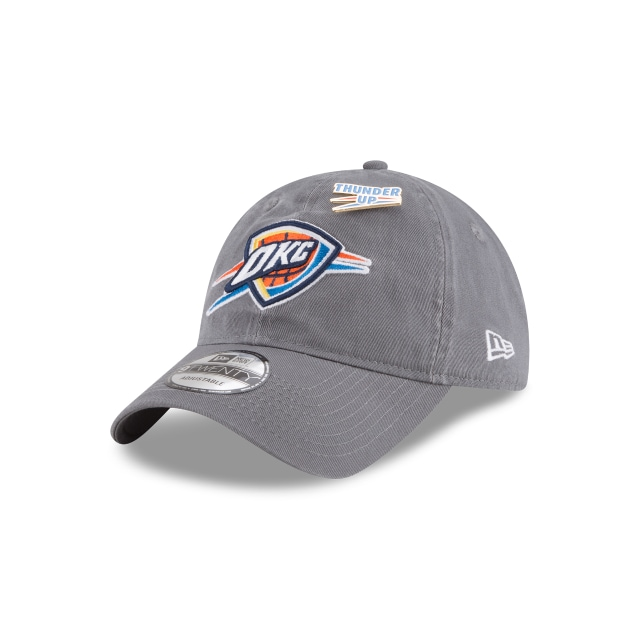 Oklahoma City Thunder Nba Draft 2018 9twenty Strapback | New Era Cap