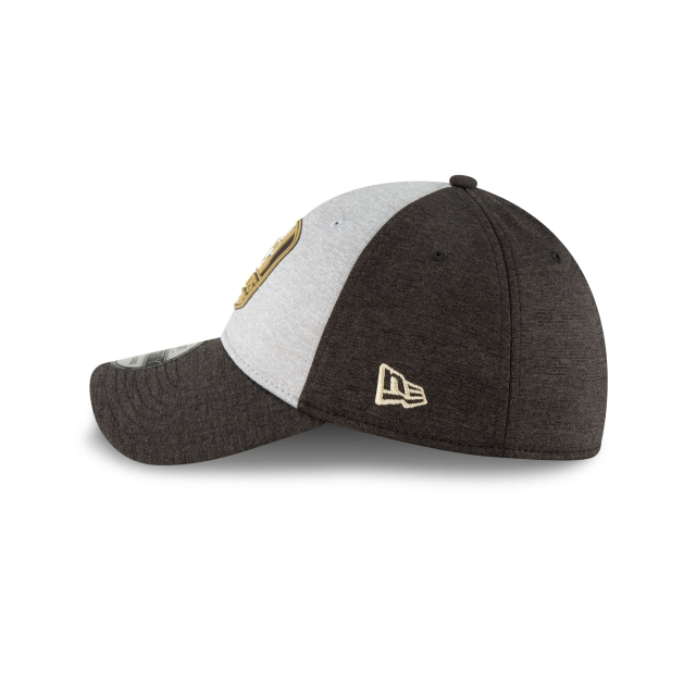 New Orleans Saints Nfl Sideline Attack 39thirty Elástica | New Orleans Saints Caps | New Era Cap